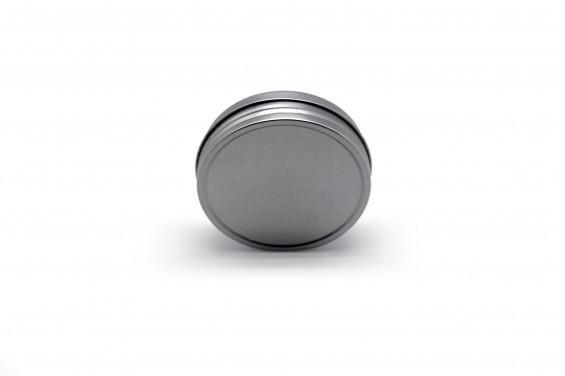 Metal round packaging