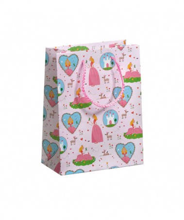 Bag with princess design