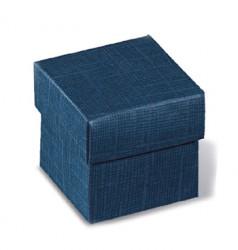 Blue box removable lid