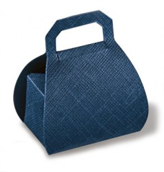 Bag shaped cardboard packaging