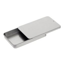 Small metal tin