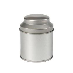 Round metal pot