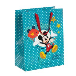 Bag with Mickey drawings