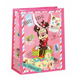 Bag with Minnie drawings
