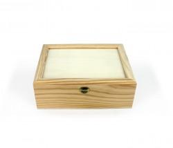 Big box with trays