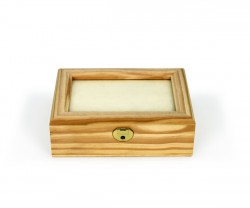 Small box with glass