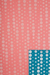 Wrapping paper with pattern